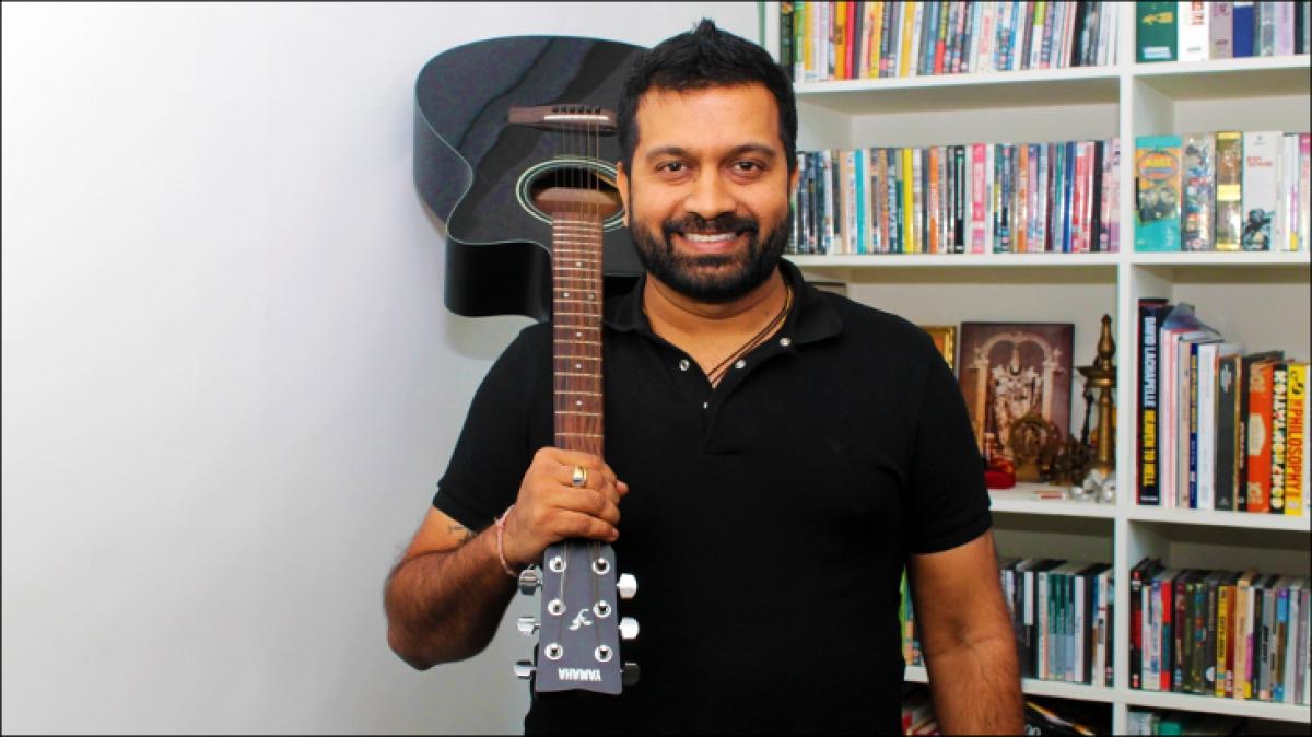 """I'm not your quintessential harmless nice guy"": Sajan Raj Kurup"
