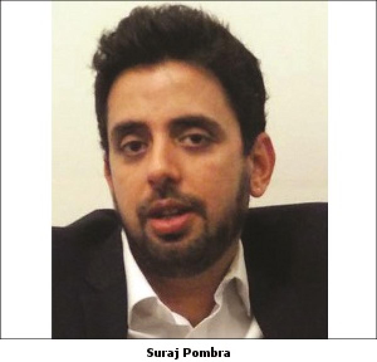 Publicis Capital appoints Suraj Pombra as executive vice-president