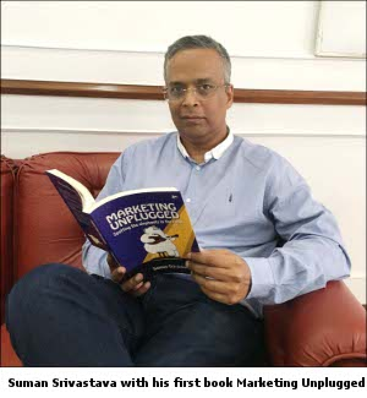 """""""Old paradigms of marketing worked for FMCG"""": FCB Ulka's Suman Srivastava on his first book 'Marketing Unplugged'"""
