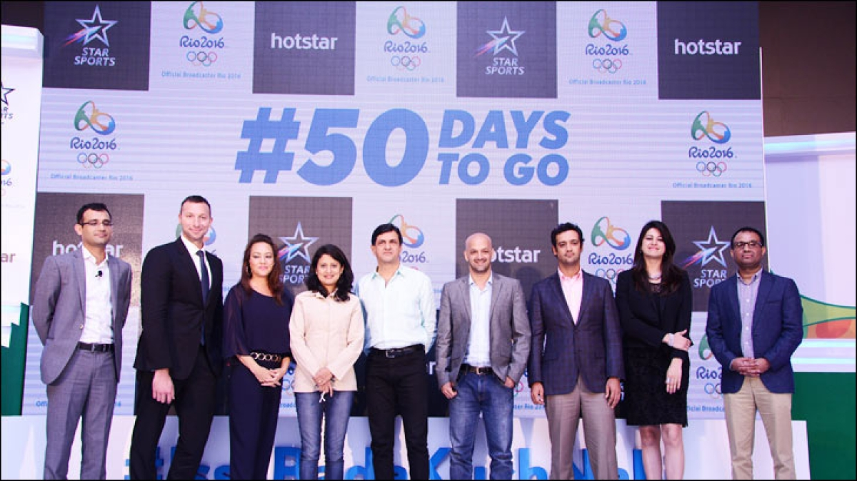 """""""It's the first time a sports broadcaster will dedicate eight channels to one tournament"""": Nitin Kukreja, CEO, Star Sports, on Rio Olympics"""