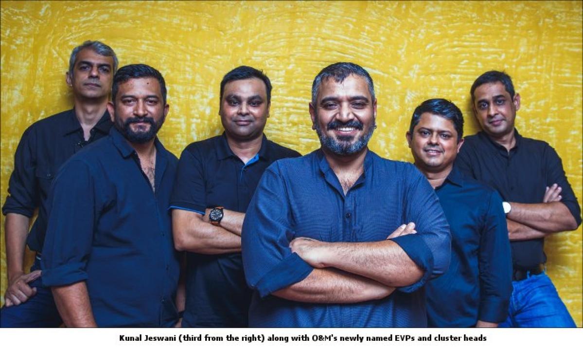 Ogilvy & Mather Mumbai reshuffles management structure