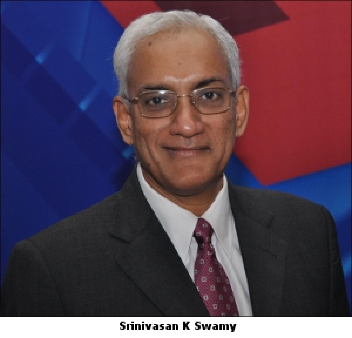 Srinivasan K Swamy to be conferred with AAAI Lifetime Achievement Award 2016