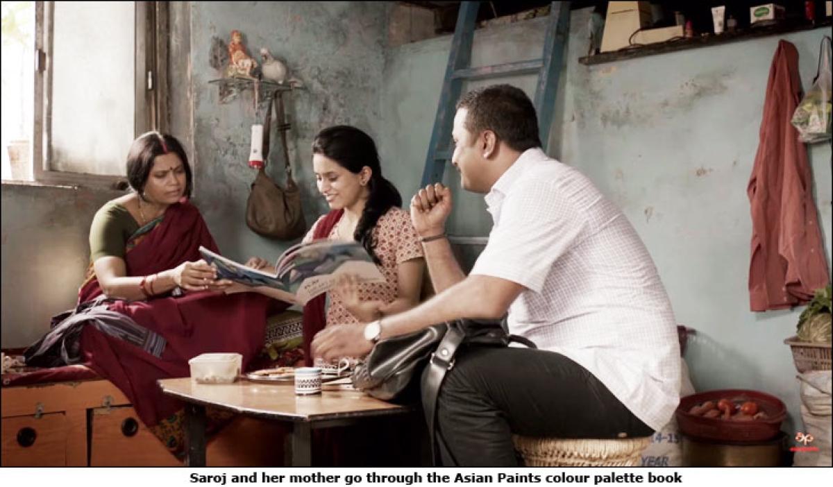 Asian Paints releases digital film to honour Saroj