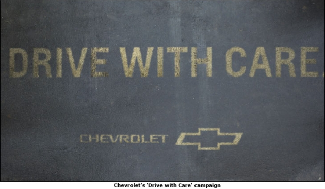 Chevrolet urges India to 'Drive With Care' this monsoon