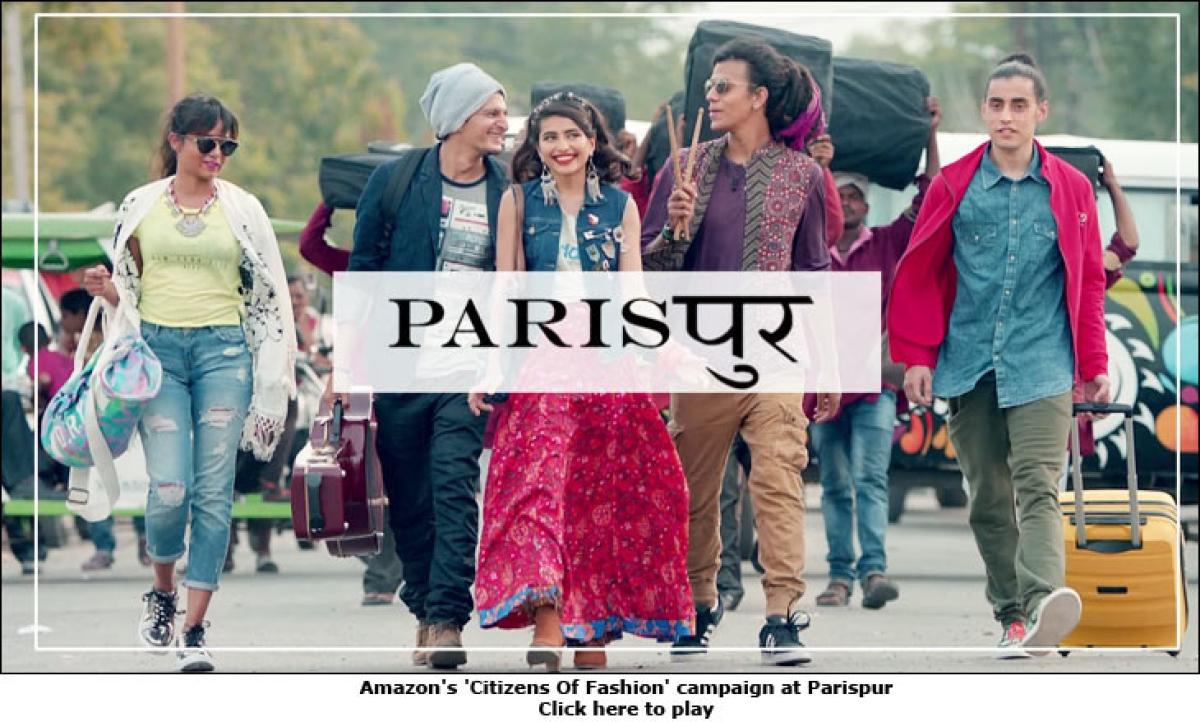 When Amazon turned Kamlapur into 'Paris'pur and Raiganj into 'Rio'ganj...