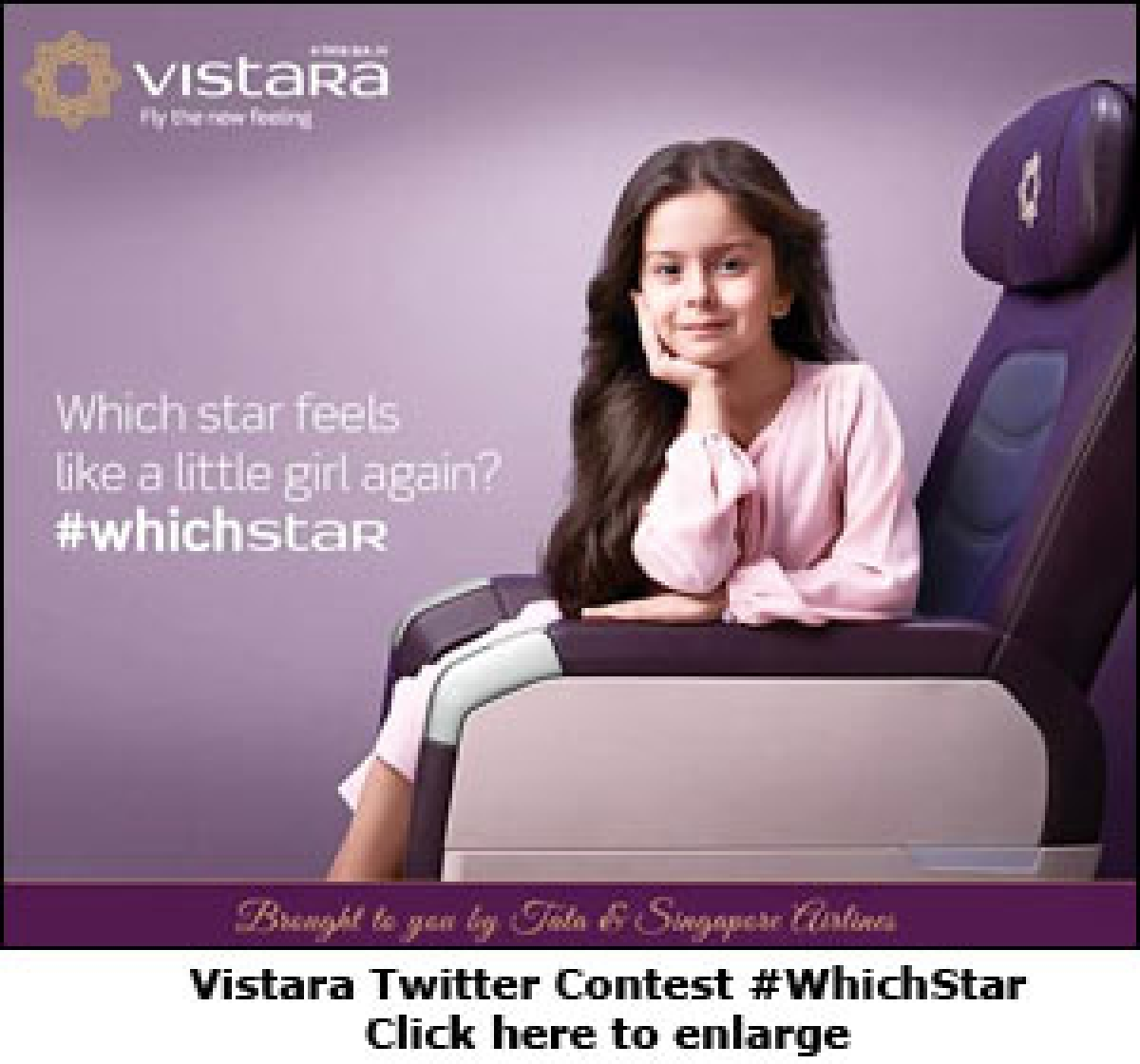 Vistara launches its first television commercial with brand ambassador Deepika Padukone