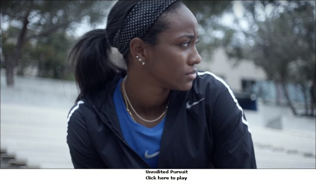 Viral Now: Nike celebrates the pursuit of athletic perfection
