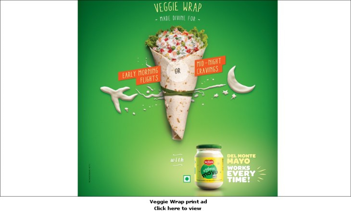 afaqs! Creative Showcase: Del Monte Mayo: Foodie's delight