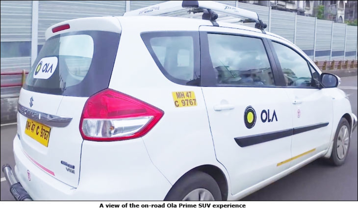 When Ola put cameras in its cabs...