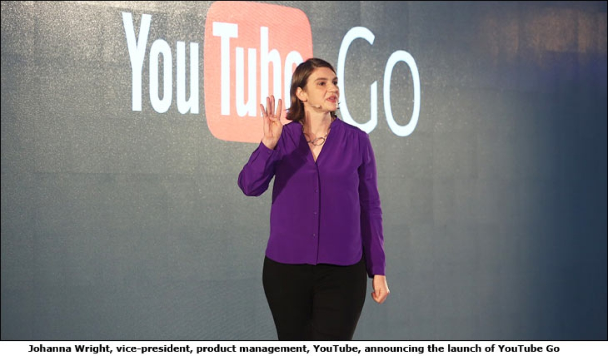 """""""65% per cent YouTube watch time comes from mobile"""": Simon Kahn, chief marketing officer, Asia-Pacific, Google"""