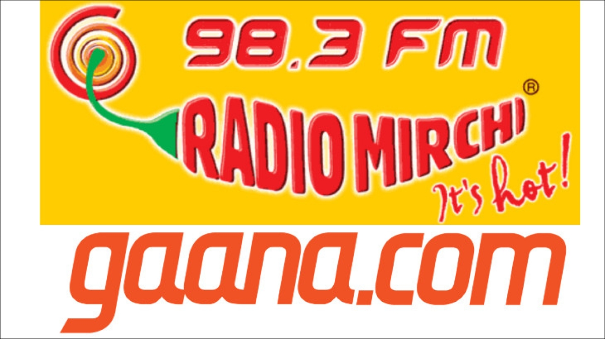 Radio Mirchi and Gaana.com partner in a content sharing alliance