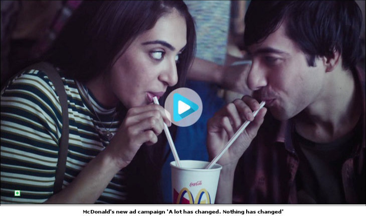 McDonald's celebrates its 20 years in India with a new brand campaign