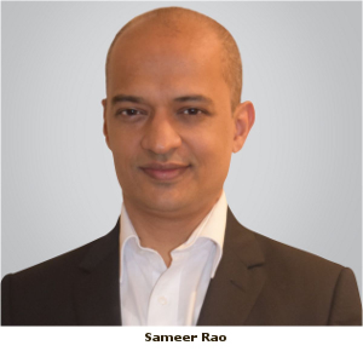 Discovery ropes in Sameer Rao as VP, Real World Products - South Asia