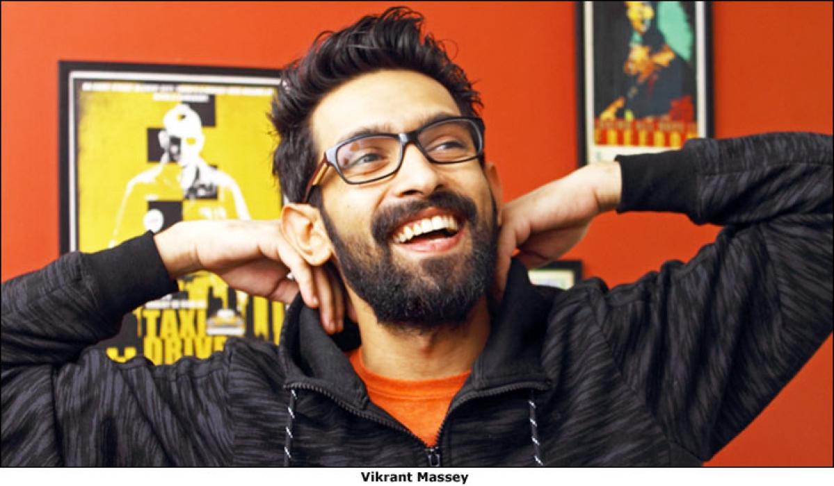 Meet Vikrant Massey, ad land's favourite boy-next door