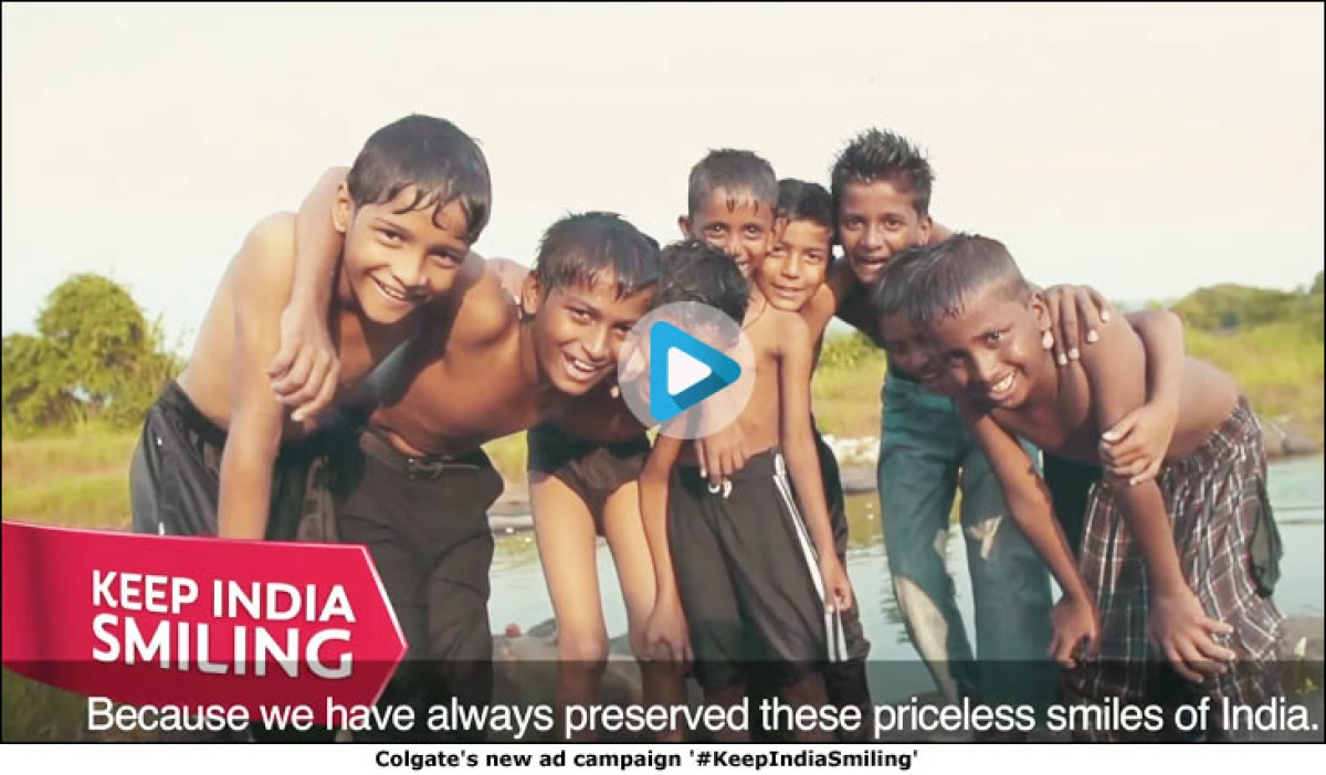 Viral Now: Colgate continues to make efforts to #KeepIndiaSmiling