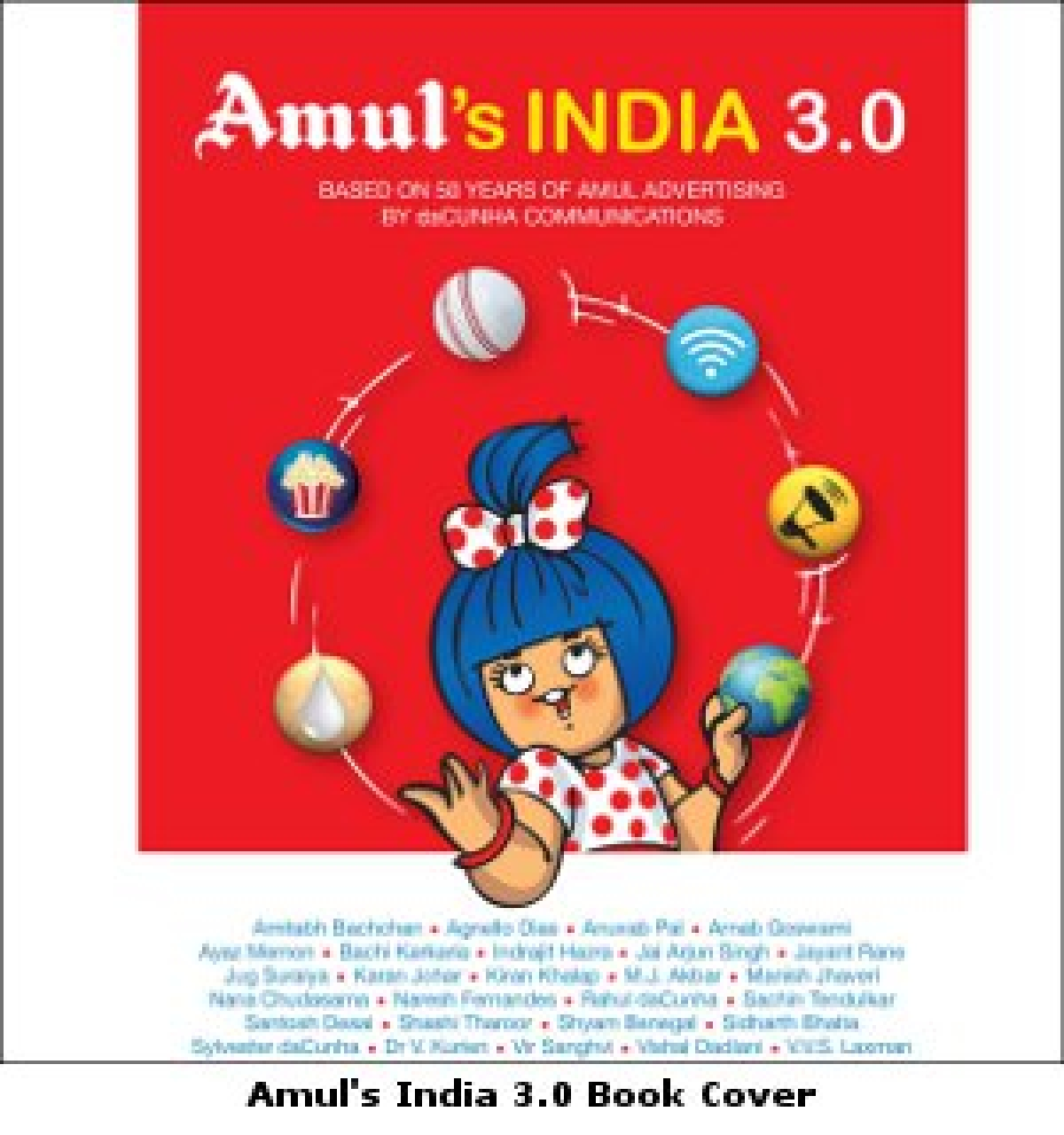 Amul's India is back...