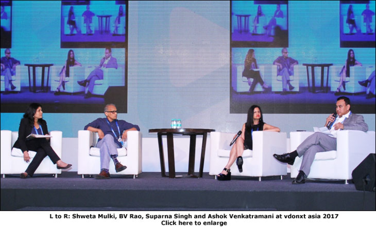 'Breaking news is no longer TV's domain': Ashok Venkatramani