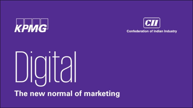 Digital is the new normal for marketing, says CII-KPMG Report