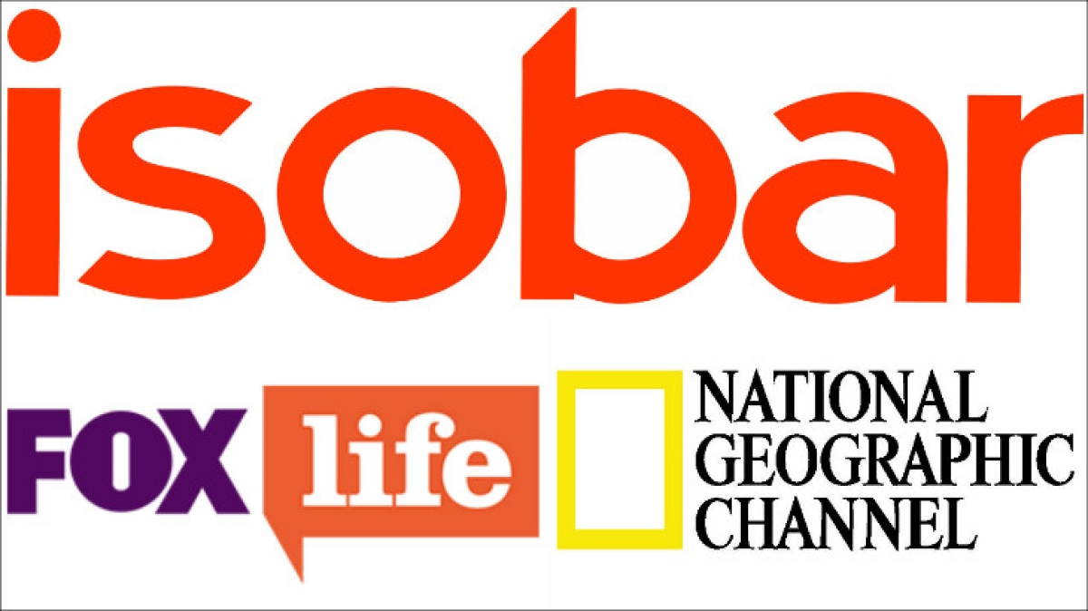 Isobar bags digital mandate for FOX Life and National Geographic India