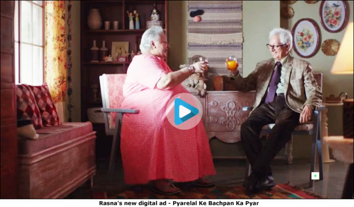 """I've told my agency I want to clock at least 10 million YouTube views in a week"": Piruz Khambatta on Rasna ad"