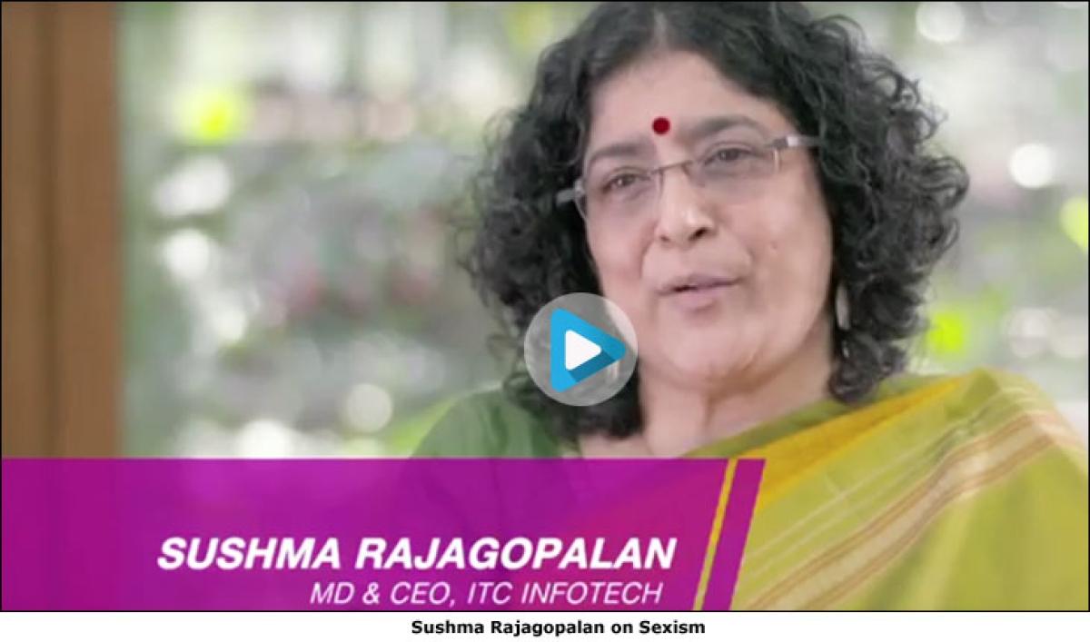 Jagran's Apurva Purohit, YourStory's Shradha Sharma in ITC Vivel films