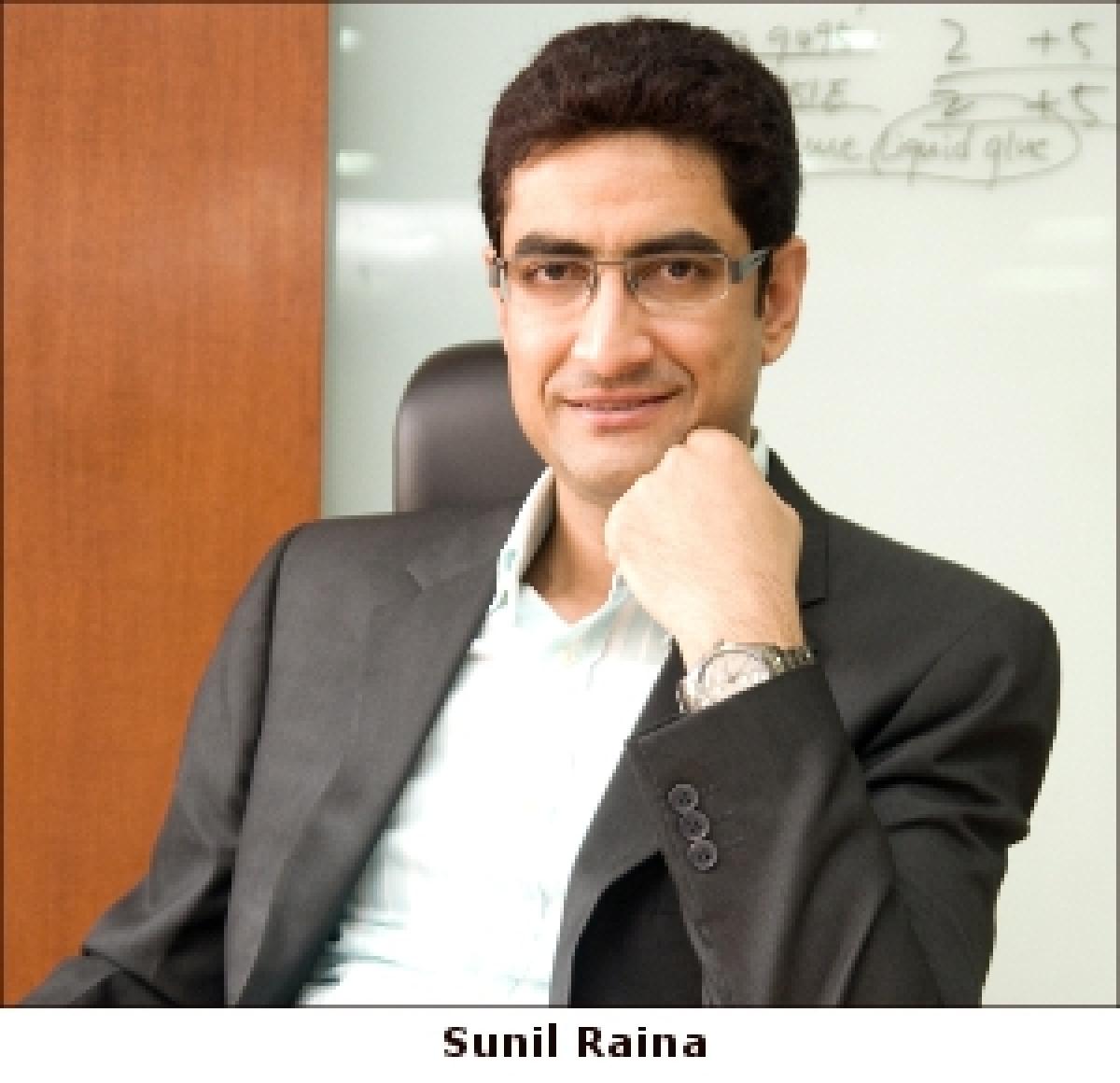 Sunil Raina named Lava CMO