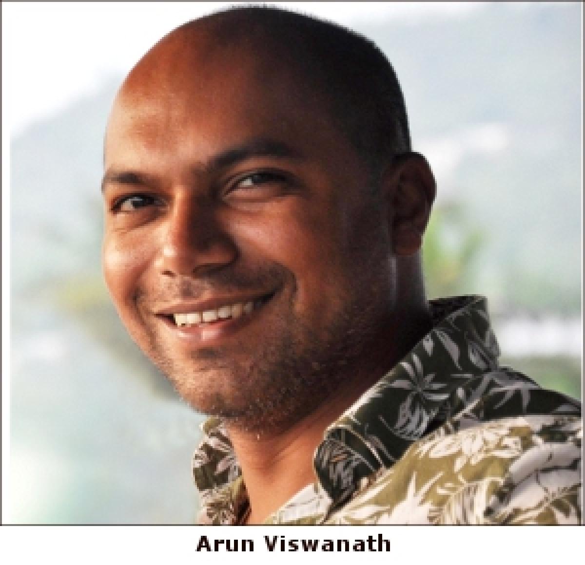 Arun Viswanath appointed executive creative director Percept/H