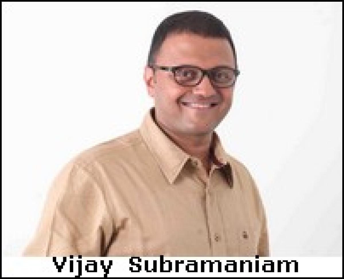Management changes at Disney: Vijay Subramaniam quits, Abhishek Maheshwari to head Disney Media