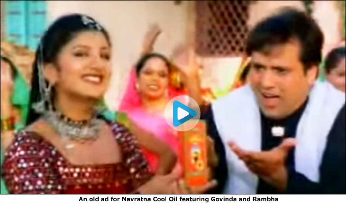 Amitabh Bachchan turns #RaahatRaja for Navratna Oil