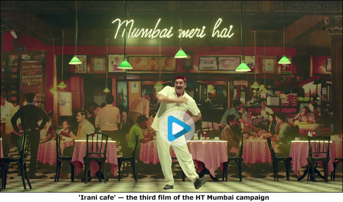Hindustan Times stakes claim to Mumbai in 3-film campaign
