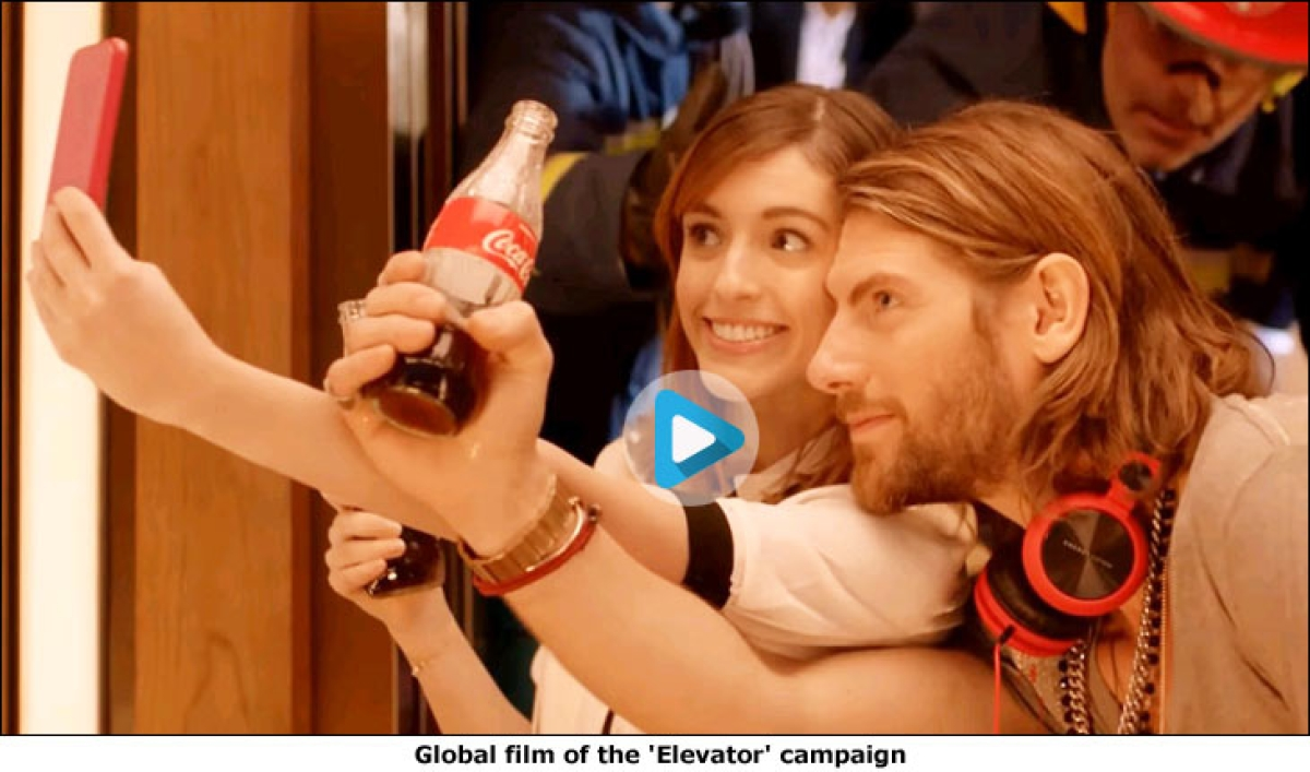 Does Coke's desi rendition of 'The Elevator' ad cut it?