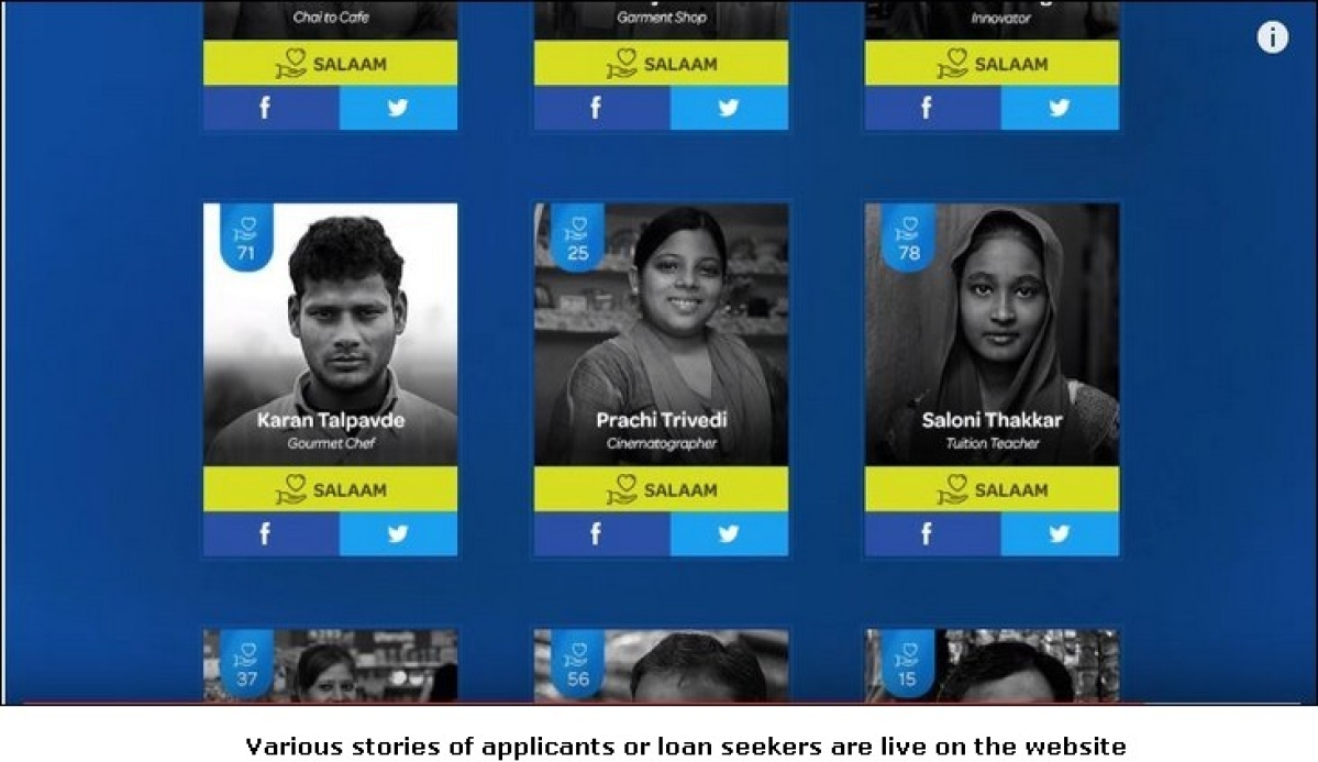 Get a loan through likes on Facebook, thanks to Tata Capital's 'Salaam Loans' campaign