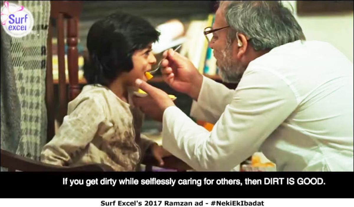 Yet again, Lowe Mumbai creates Ramadan ad for Surf Excel Pakistan