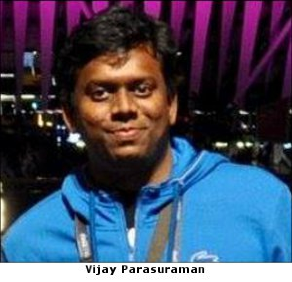 Vijay Parasuraman is the new vice-president marketing at Coca-Cola