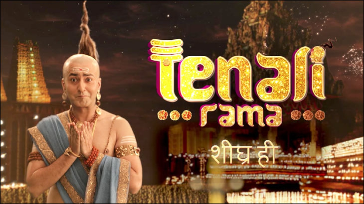 "'Tenali Rama' to return to TV; producer calls it ""most expensive historical"""