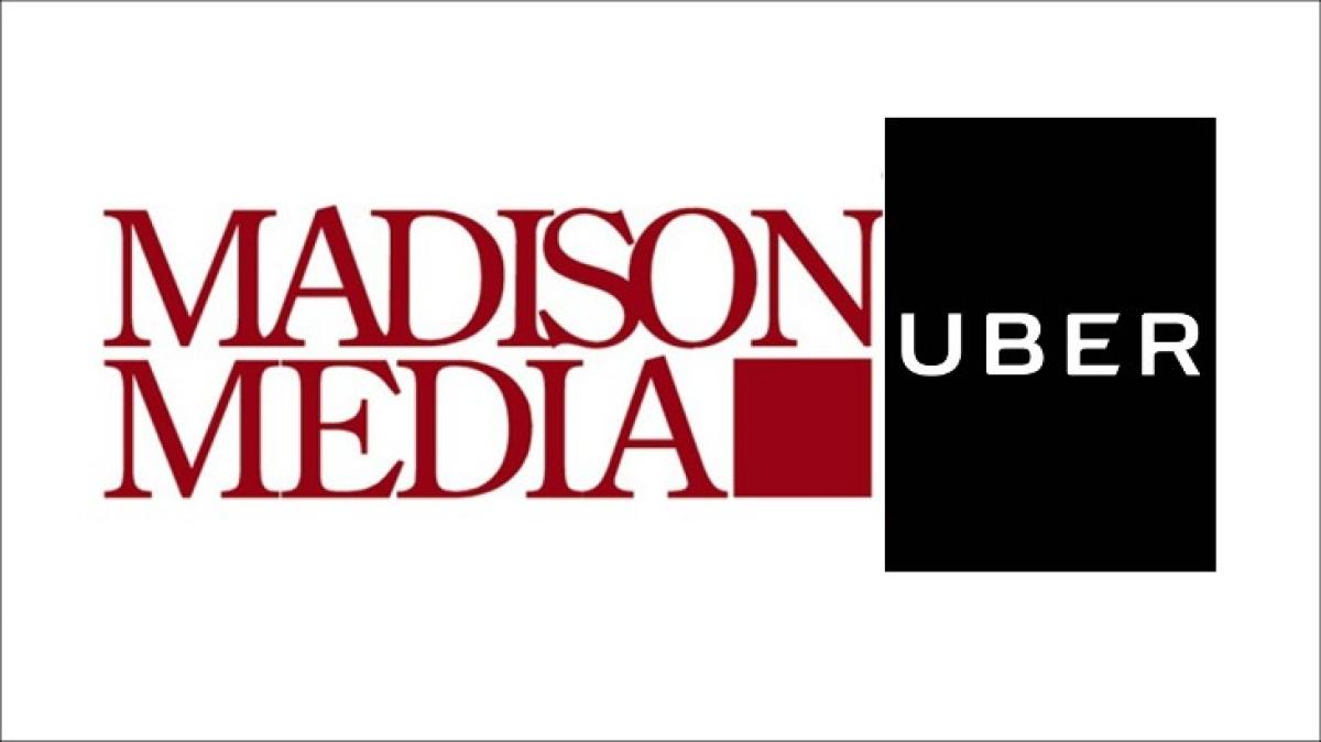 Madison Media Plus wins 100 crore Uber account