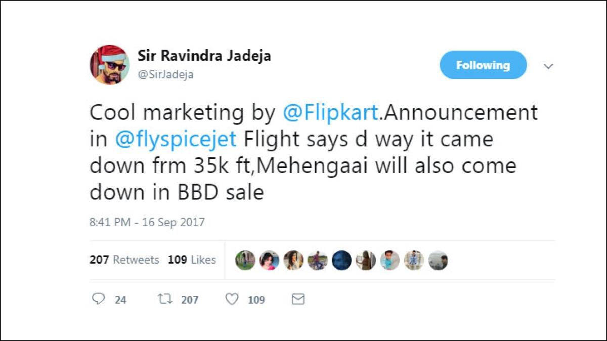 Flipkart leverages FB Live, TVF and comedians to promote Big Billion Day