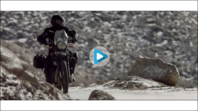 10 memorable Royal Enfield ads