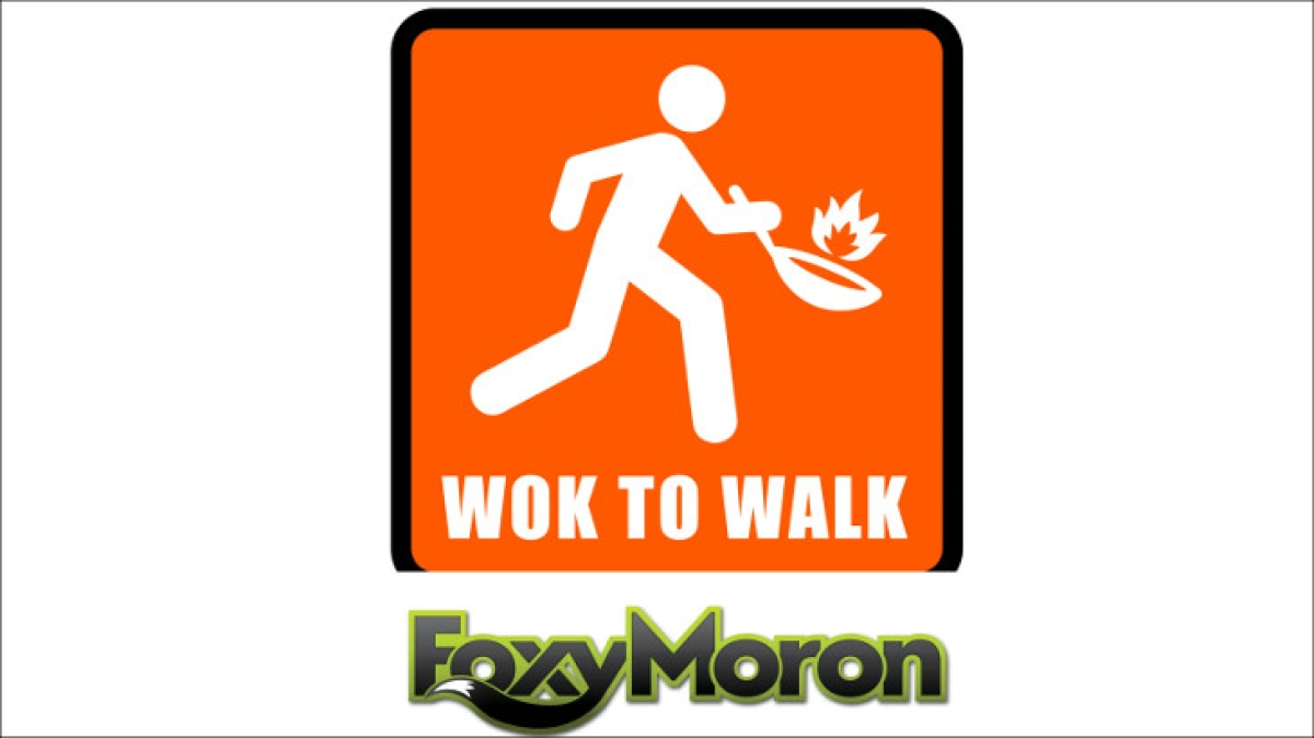 FoxyMoron bags Wok To Walk biz