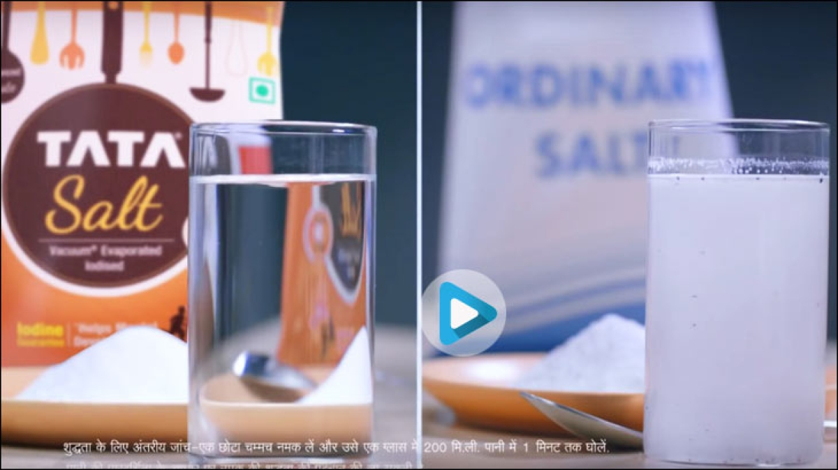 Split-screen advertising format makes a comeback in Tata Salt's new TVC