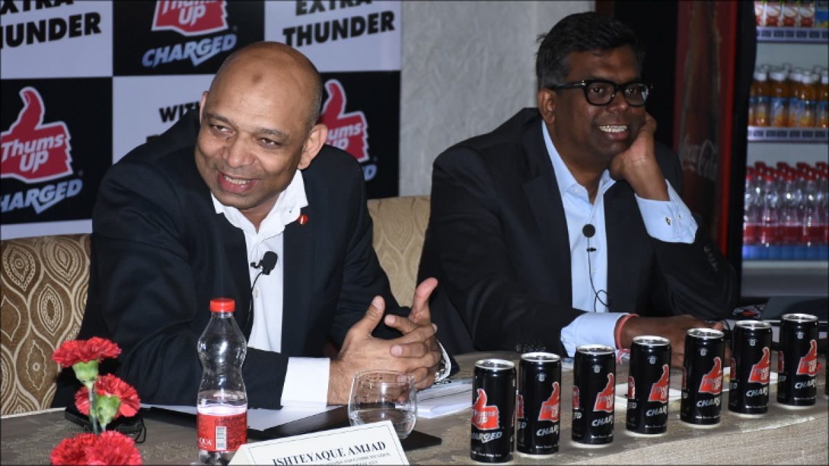 Thums Up turns 40; Coca-Cola launches brand's first variant 'ThumsUp Charged'