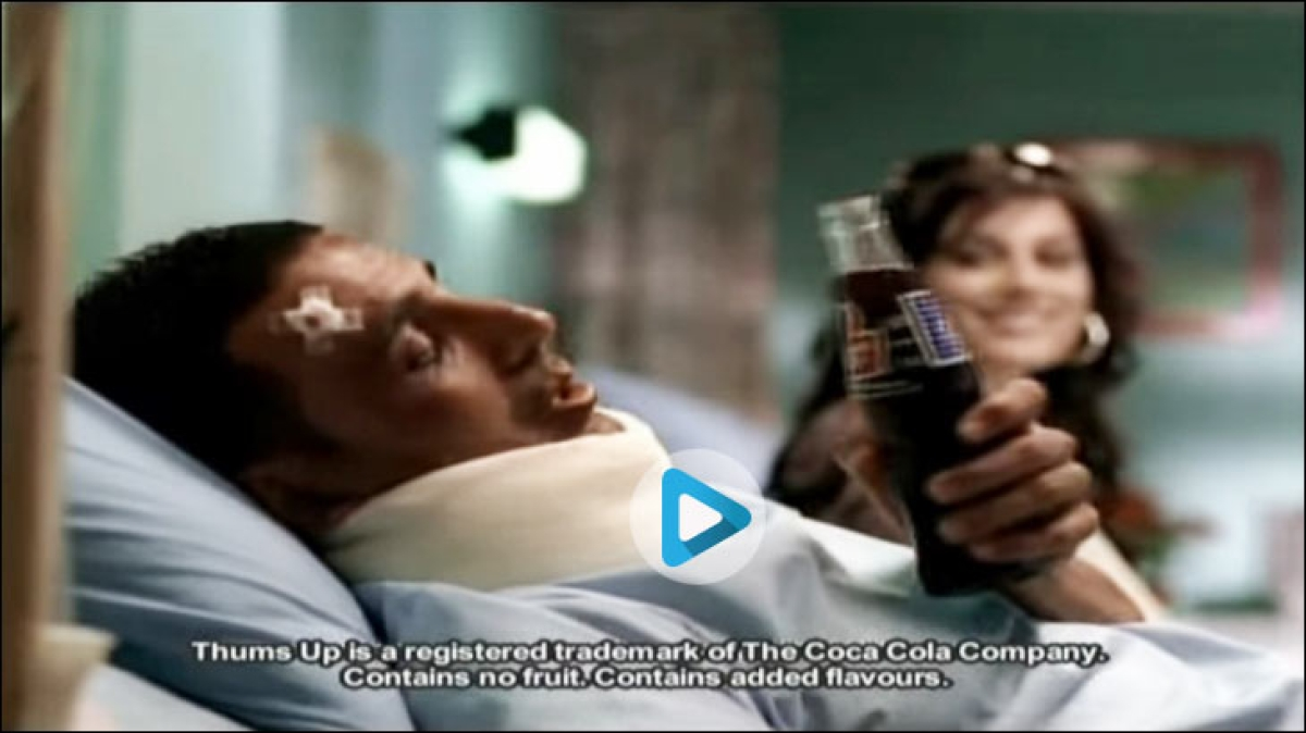 Ad Listicle: Memorable Thums Up ads