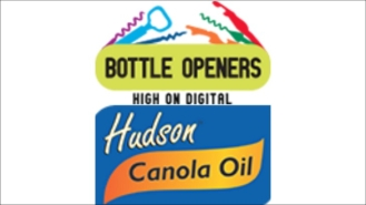 Bottle Openers bags digital mandate of Hudson Canola Oil