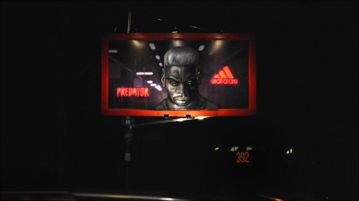 afaqs! Creative Showcase: Check out Adidas' 3D face'