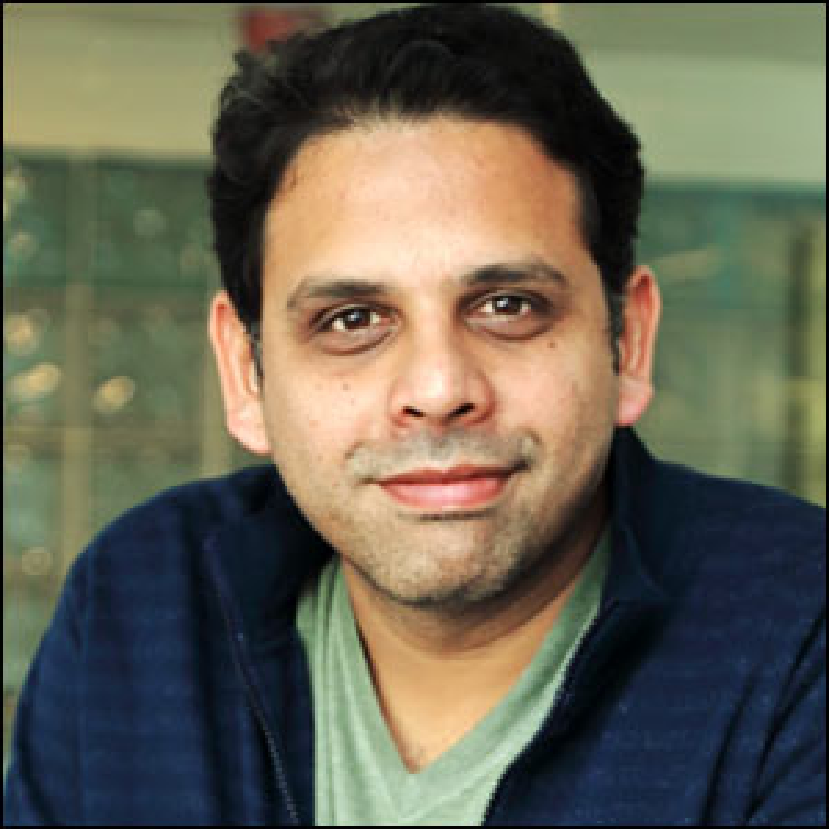 """""""I see everybody as competition"""": Arun Iyer"""