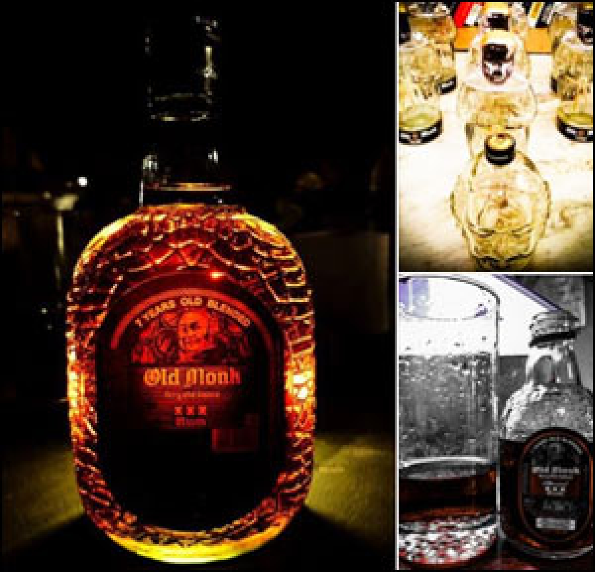 Old Monk - A Rite of Passage