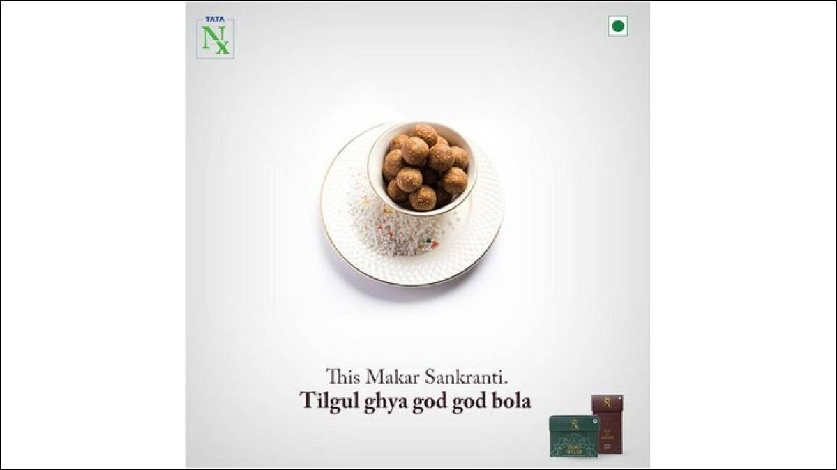 Brands release topicals around Makar Sankranti
