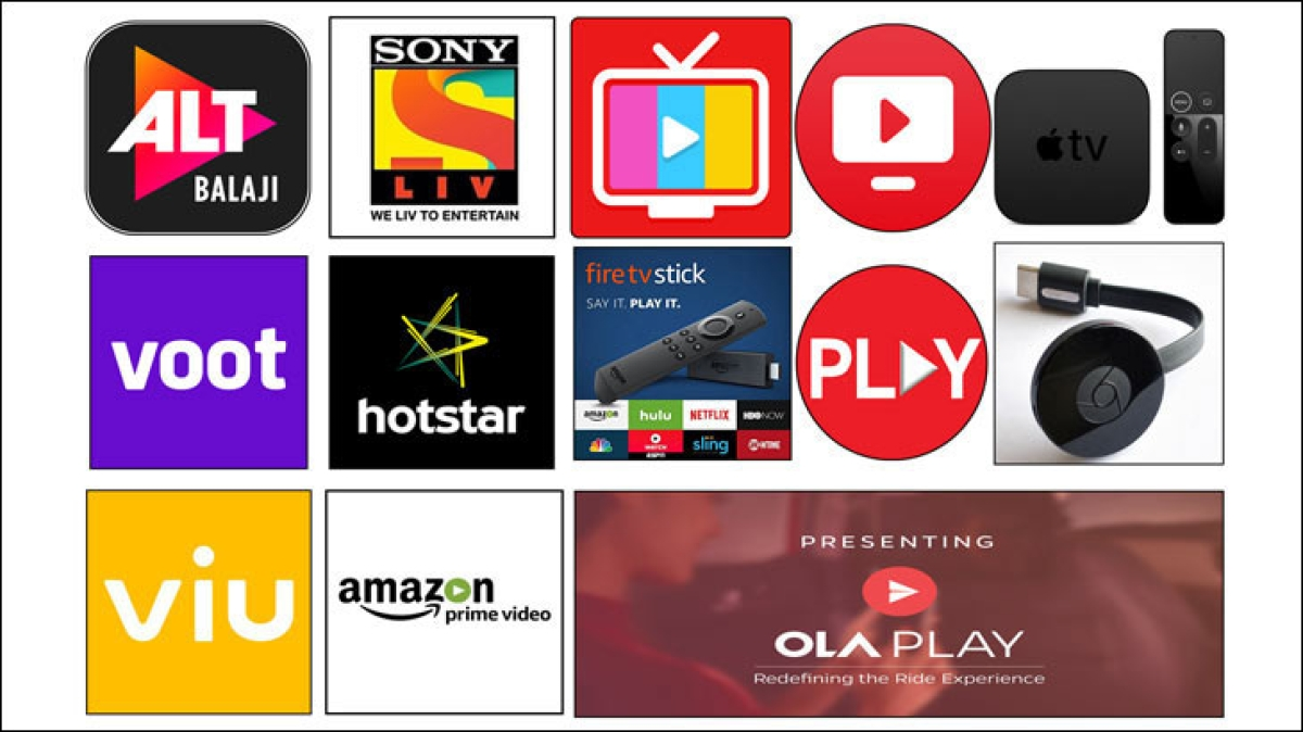How are OTT players fighting the distribution challenge?