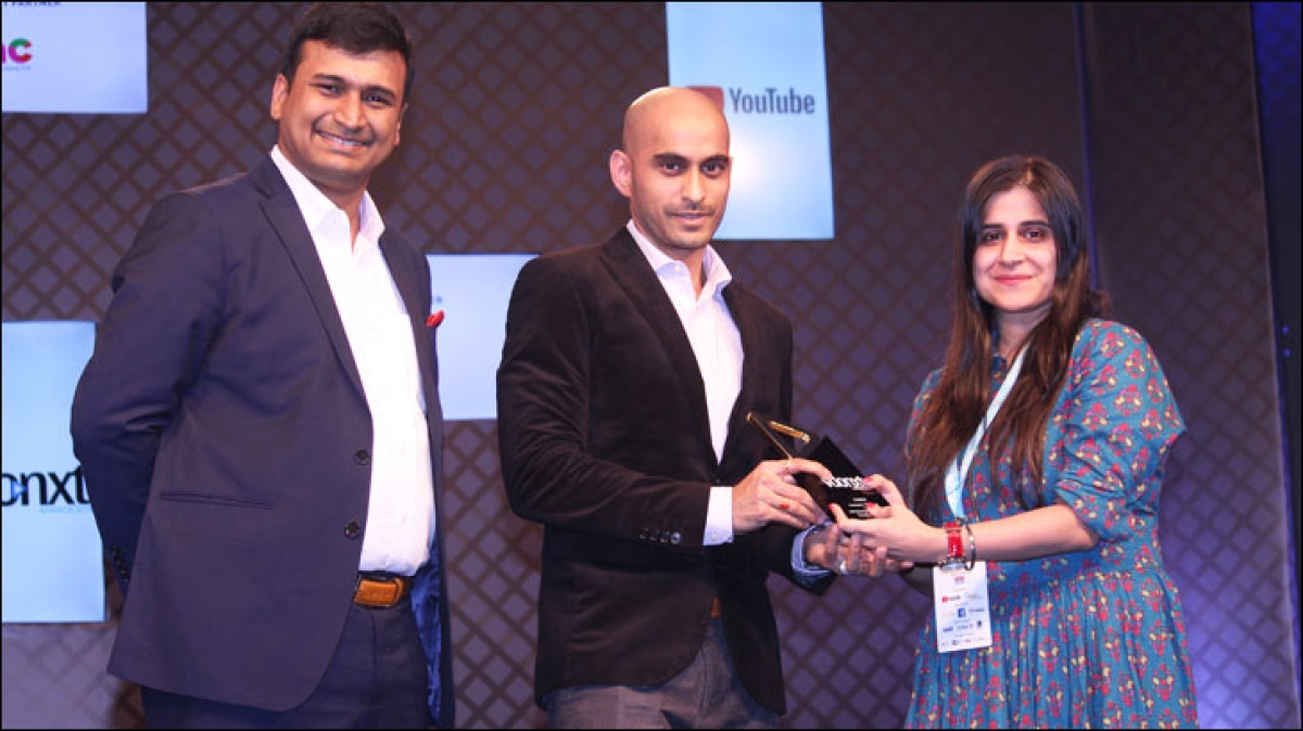 Vdonxt Awards 2018: Hotstar's Ajit Mohan is Person of the Year - Business; Ssumier Pasricha of 'Pammi Aunty' is Person of the Year - Content