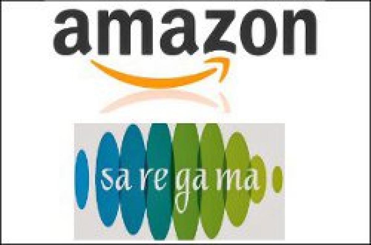 Amazon partners with Saregama